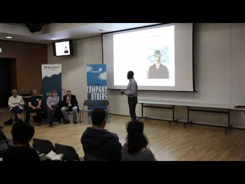 Albert Marshall - Protecting your precious ideas : IP on a budget