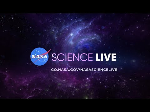 NASA Science Live: To the Moon, and Beyond