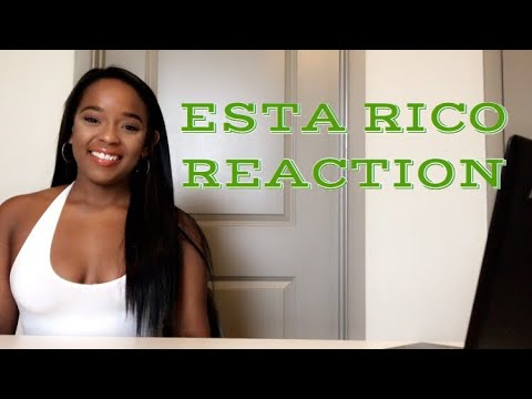 Marc Anthony, Will Smith, Bad Bunny - Está Rico (Official Video) REACTION