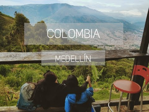 COLOMBIA VACATION pt. 1 - Medellín // Travel Film