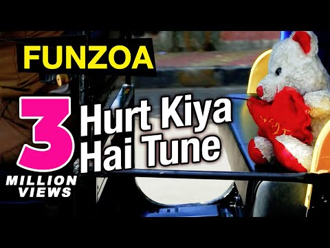 HURT KIYA HAI TUNE | Funzoa Mimi Teddy Love Song | Funny Hindi Song On Fighting Couples, LAUGH OUT