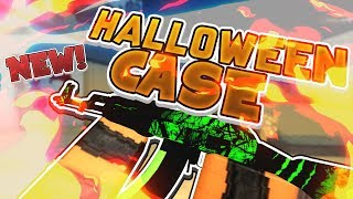 Roblox CBRO - New Halloween Case + Case Opening | Enjoying This Game A Lot!