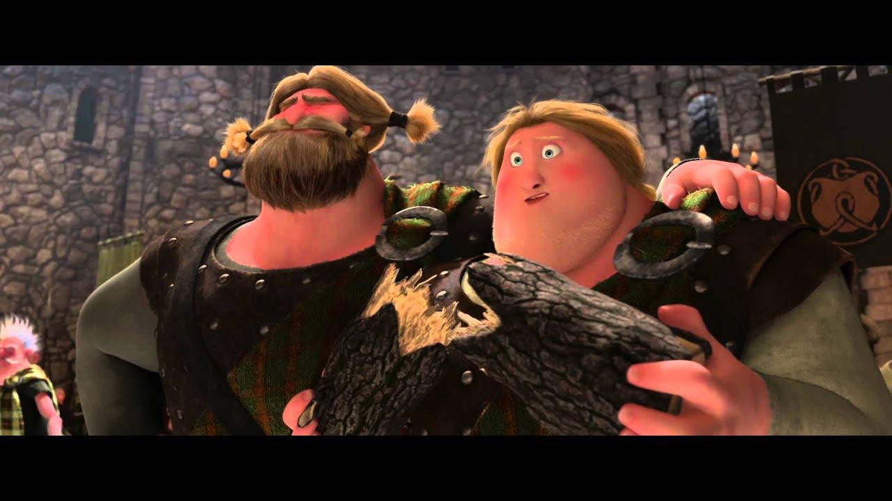BRAVE clip - The Suitors - Disney.Pixar - Available on ...