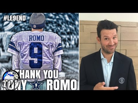 Tony Romo Will Replace Phil Simms At CBS | What
