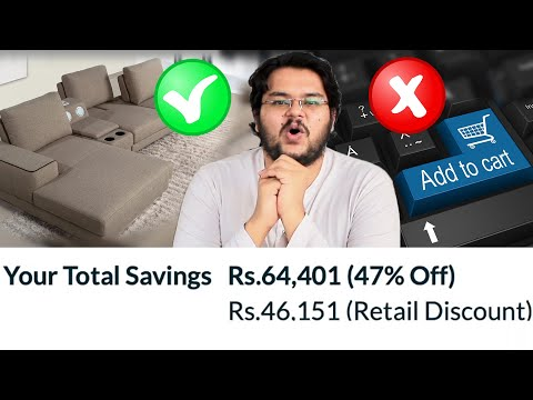 DON'T BUY FURNITURE ONLINE Without Watching This | Pepperfry | Urbanladder