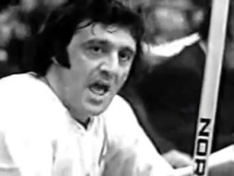 Хоккей против хоккея. Легенды хоккея. 1972 год