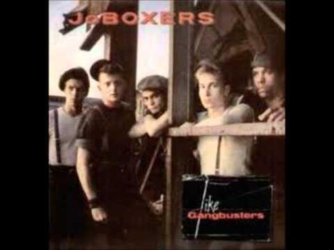 Jo Boxers - crosstown walk up