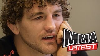 Ben Askren tells all about Santos situation | ONE Championship 32