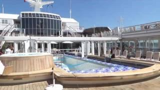 MS Europa Luxuskreuzfahrt Hapag Lloyd Cruises Kreuzfahrt mit Hubert Fella Gesamtvideo