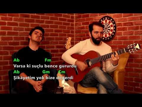 Mustafa Ceceli Geçti O Günler - Cover Akor ve Ritim