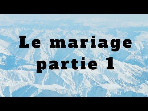 Droit De La Famille: La Formation Du Mariage (1)