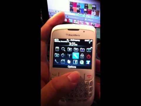 BLACKBERRY 8520 OS 6 FREE!
