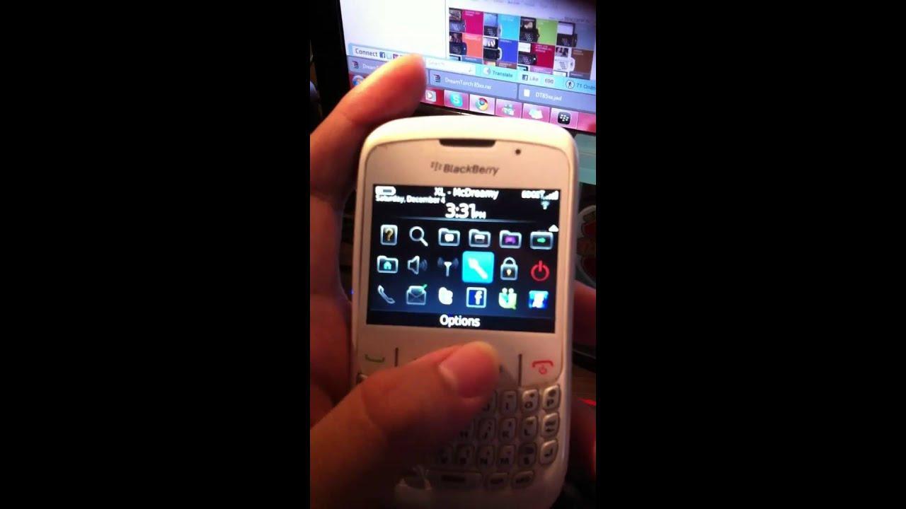 blackberry 8520 theme os 6 free