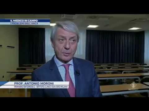 Intervista del Prof Moroni a Sport Mediaset