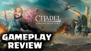GANDAAAALF | Citadel Forged with Fire | Primeros pasos & Review | Gameplay Español