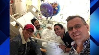 Tourist celebrates birthday in hospital after shooting in Miami