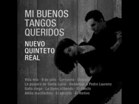 Desvelo - Nuevo Quinteto Real