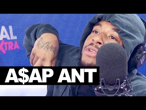 A$AP Ant YG Addie on Finances, Mob, Dipset