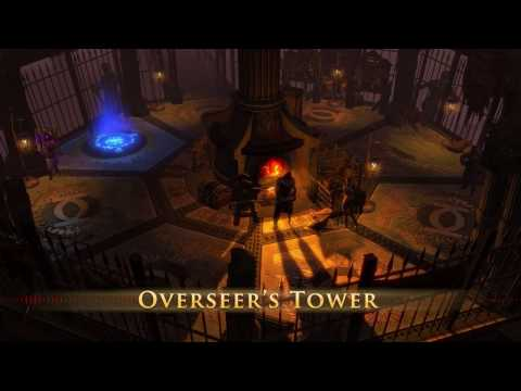 Music and Environments from The Fall of Oriath