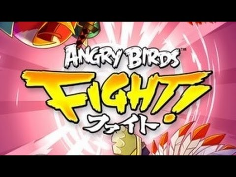 Angry Birds Fight! | iOS / Android Gameplay Trailer