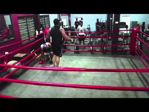 Napoleon Taumoepeau vs Undefeated Fijian Petero Qica (for Fiji Heavyweight Title) Promo