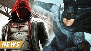 Ben Affleck Writing Batman Standalone Film, and MORE!