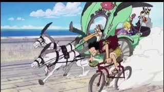 Repeat youtube video One Piece - Opening 6 (English Dub)