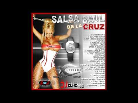 SALSA BAUL DE LA CRUZ VOL.6   DJ EL NEGRO DSD PRO