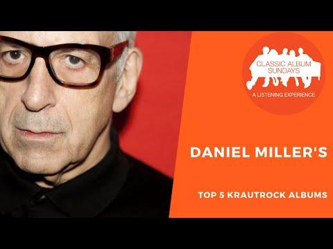 Mute Records Daniel Miller's Top 5 Krautrock Albums