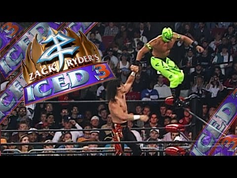 Zack Ryder's Iced 3 PT 1 - July 2013 - Rey Mysterio vs Eddie Guerrero - Nitro 11/10/97 - FULL MATCH Travel Video