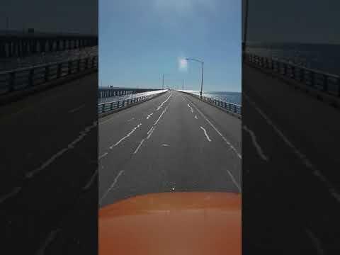 Chesapeake Bay Tunnel and Bridge