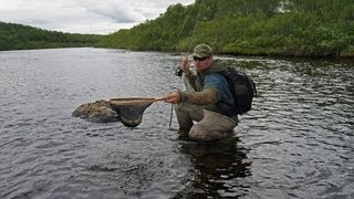 Рыбалка на Кольском - Часть1 (р.Титовка, р.Печенга) / aKafisherLife