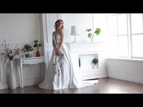 Wedding Dress. The newest collection of 2020. Design ПСд-132