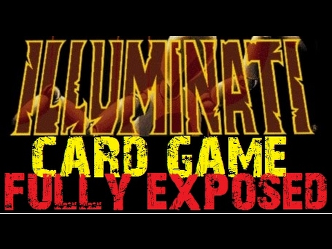 ILLUMINATI CARD GAME | FULLY EXPOSED!!!