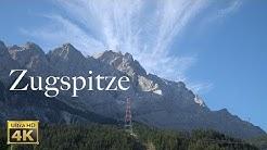 Grainau u  Zugspitze in 4K