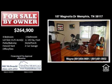 4 Bedroom Home for Sale near Grahamwood Elementary School in Memphis TN