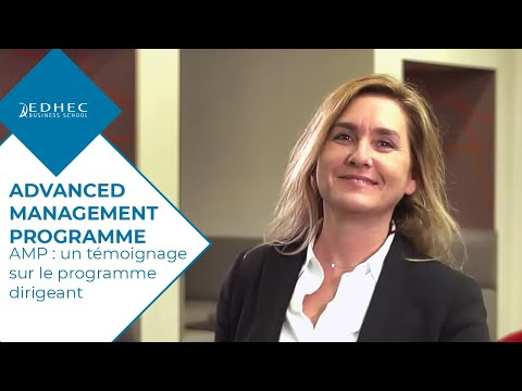 Advanced Management Programme : the impact on my career