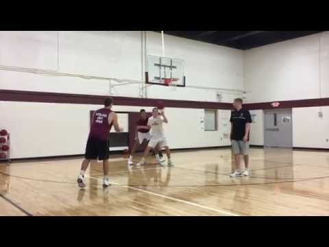 Cole Henry (2019) Workout 9-21-16