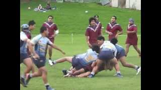 First Thirteen Highlights: Mt Albert Grammar School vs St Pauls College