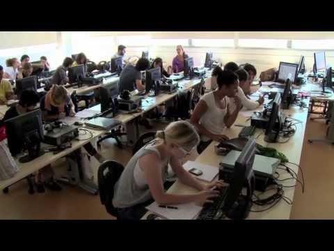 Présentation De L'Université D'Angers