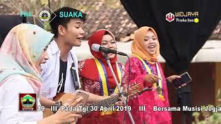 Download lagu PAMER BOJO Cover Tri Suaka Live SMA N 1 KARANGRAYUNG