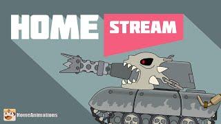 Рисуем Демонического E-100 - Мультики про танки