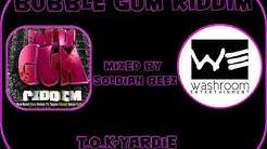 BUBBLE GUM Riddim Mix(Washroom)[November 2011]