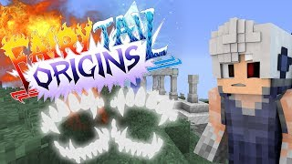 LESSONS IN EVIL!! FAIRY TAIL ORIGINS SEASON 3 | (Minecraft Survival Roleplay E16)