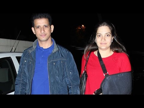 Sharman Joshi snapped at PVR Pos