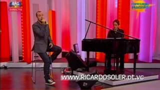 Ricardo Soler - Canoas do Tejo (Carlos do Carmo)