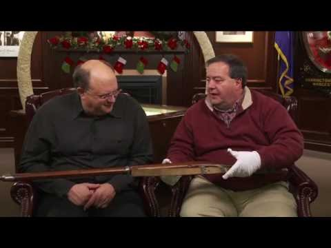 Curator's Corner: Charlie Chaplin's 1878 Beaumont Rifle from Shoulder Arms