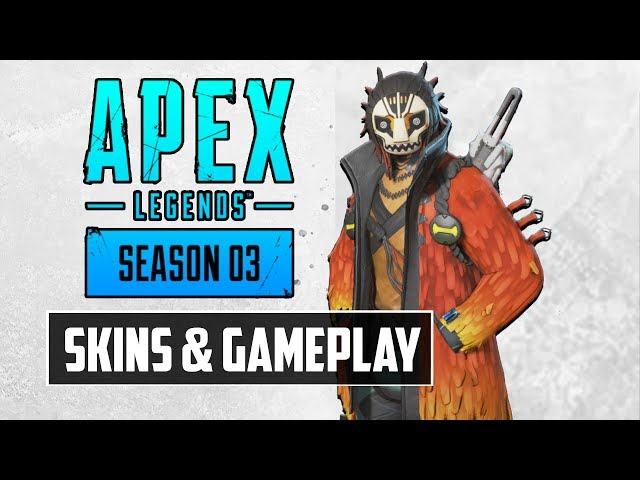 زامبيها به مناسبت هالووين به Apex Legends ميآيند