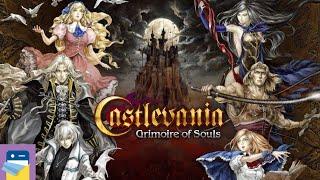 Castlevania: Grimoire of Souls - Apple Arcade iOS Gameplay Walkthrough Part 1 (by Konami)