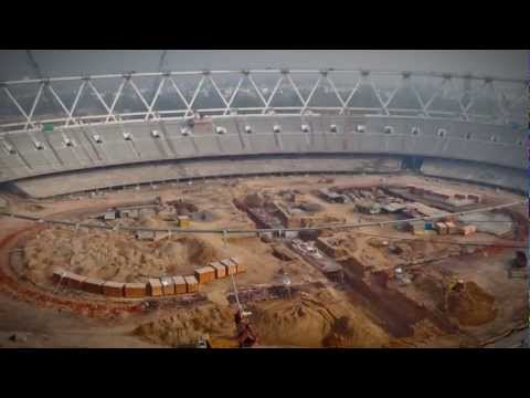 Jawaharlal Nehru Stadium - India